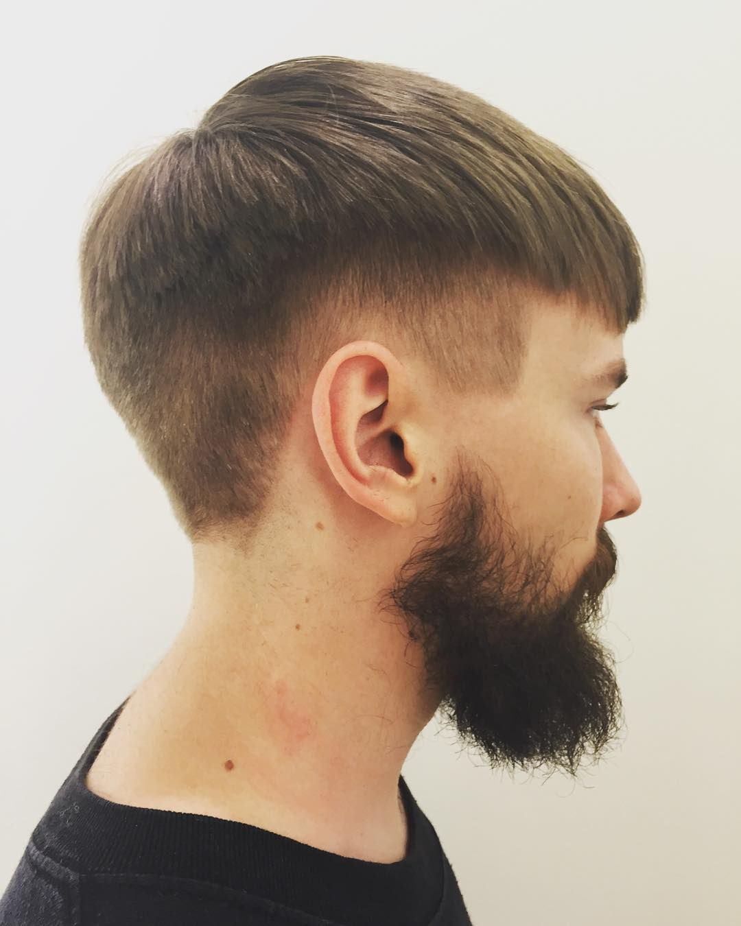Fine Trendy Haircuts For Men Super Cool Mens Basin Cut With Trendy Hairstyle Inspiration Daily Dogsangcom