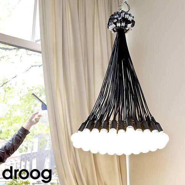 A estética dos fios emaranhados e aparentes & A estética dos fios emaranhados e aparentes | Chandeliers Lamps ... azcodes.com