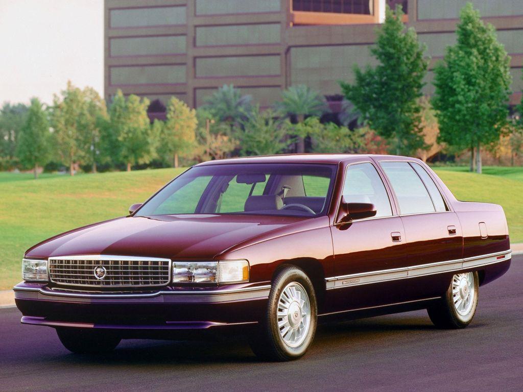 1994 Cadillac DeVille Concours - Pesquisa Google