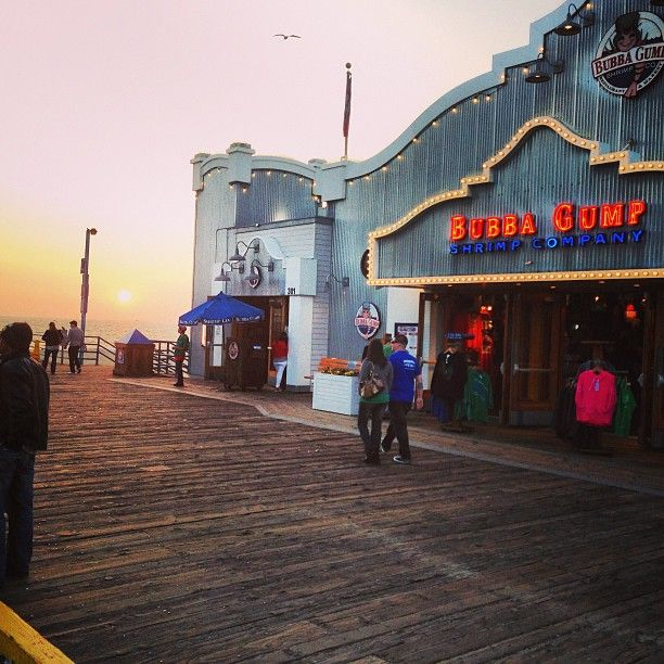 Bubba Gump Shrimp Co. Santa Monica, CA