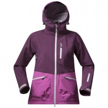 Lady Myrkdalen Insulated Bergans Jacket SkijackeOutdoor f6bg7y