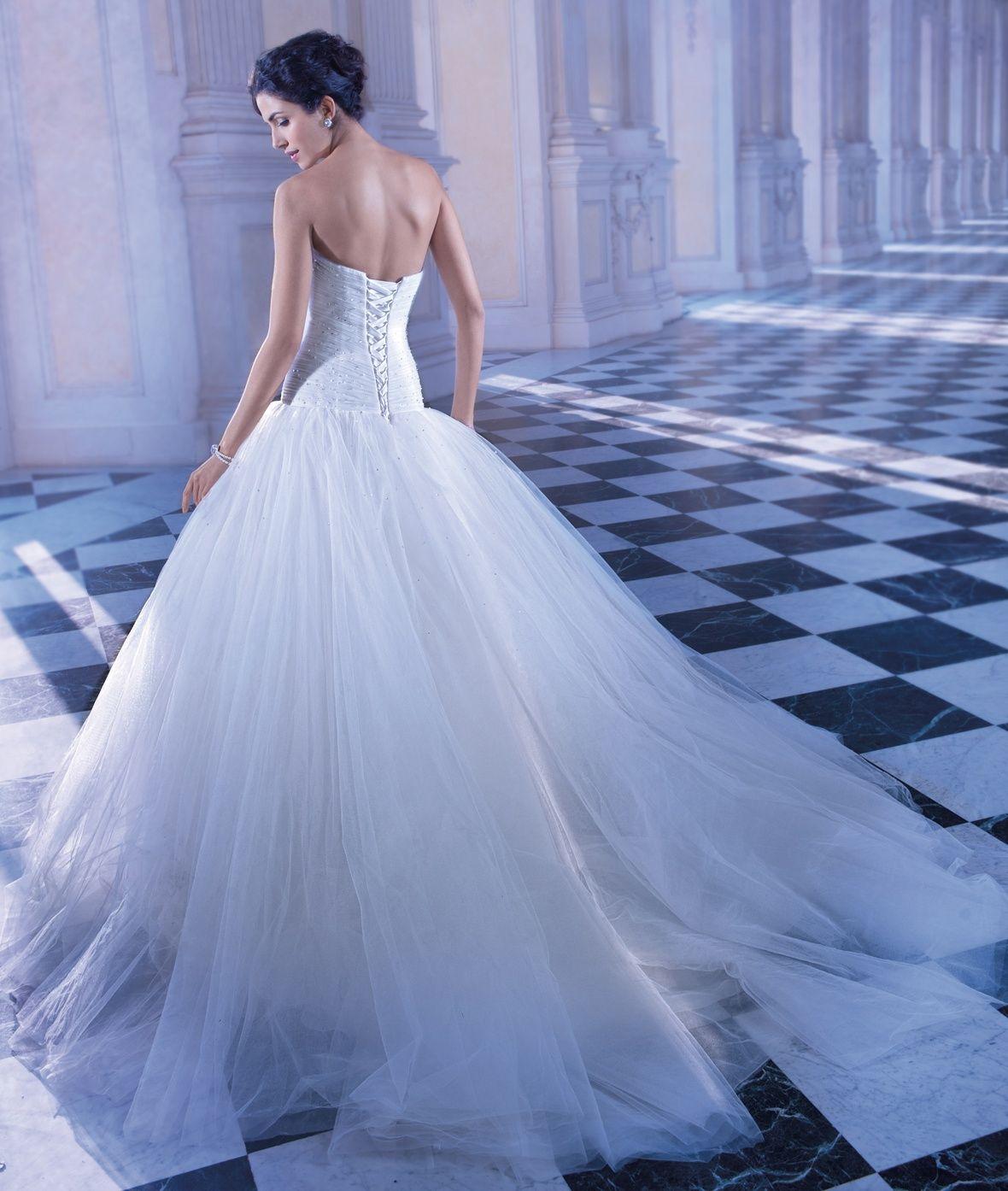Demetrios Wedding Dress Style 557, Ilissa Collection