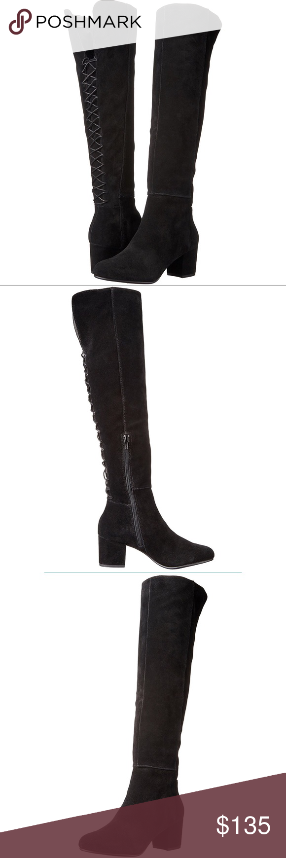 f23ea54722a NWOT NEVER WORN Steve Madden Tall Lace-Up Boot This Steve Madden ...