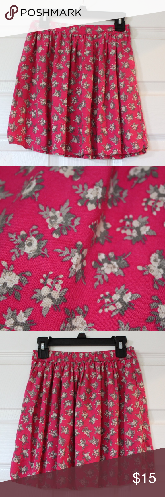 2019 year for women- Skirt Floral abercrombie