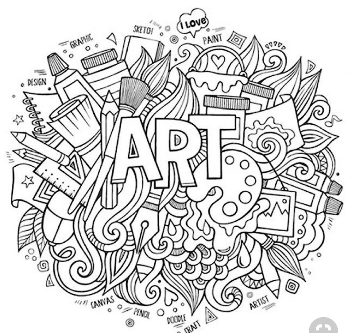 Pin By Kelly Sheler On Art Classroom Pinterest Coloring Pages