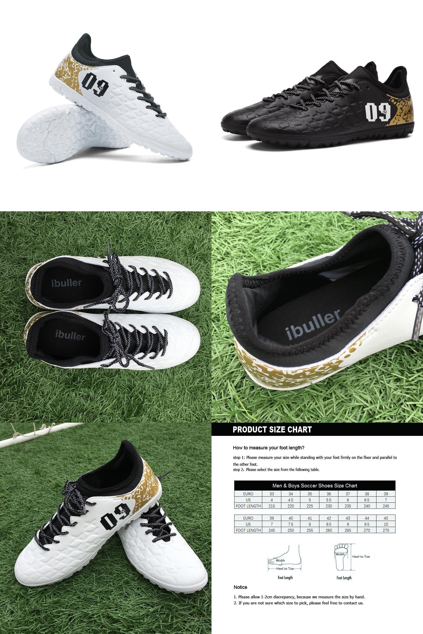 69810d550 [Visit to Buy] Ibuller Men Soccer Shoes Indoor Futsal Shoes With Socks  Professional Trainer TF Football Boot Zapatillas Futbol Sala Hombre S165 #  ...