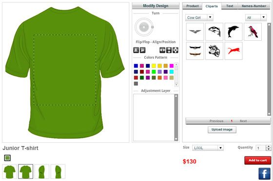 View affordable t-shirt design tool | Online Product Designer Tool ...