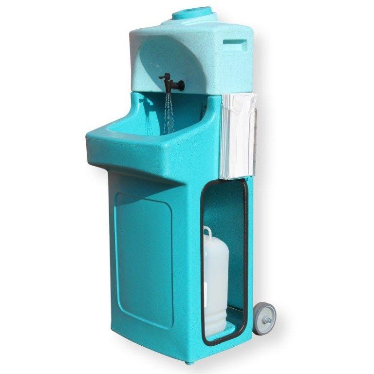 portable sink hand washing station