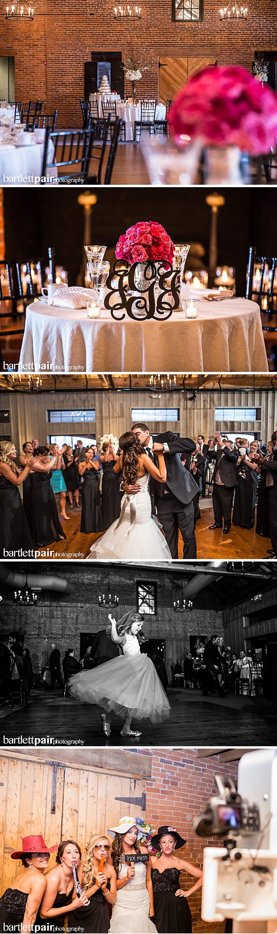 Cork Factory Hotel Wedding In Lancaster Pa Jen John Winter Wedding Inspiration Wedding Hotel Wedding