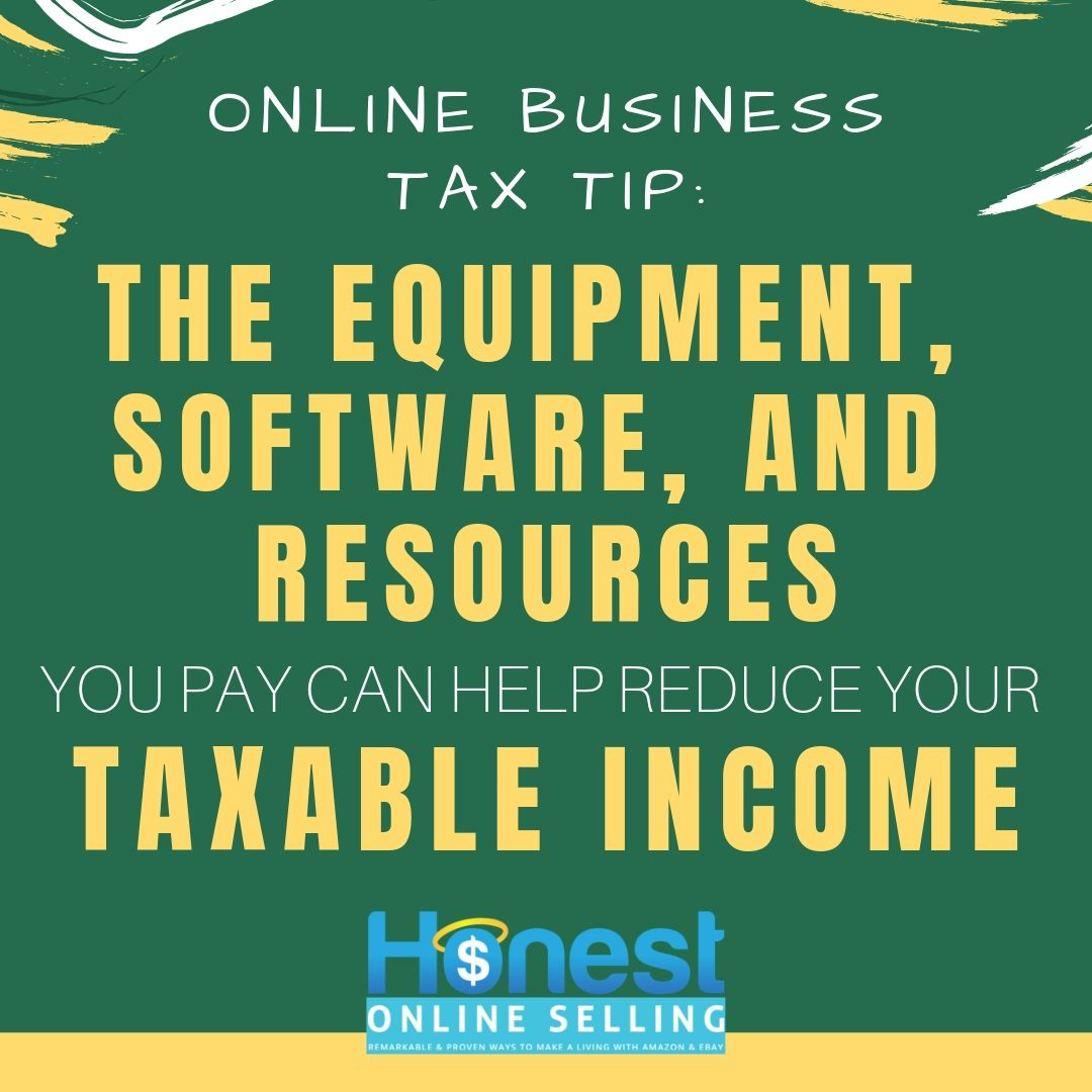 Continue Online Selling And Save Through 2019 Like A Boss Amazon Ebay Sellers Business Tax Online Business Business Motivation