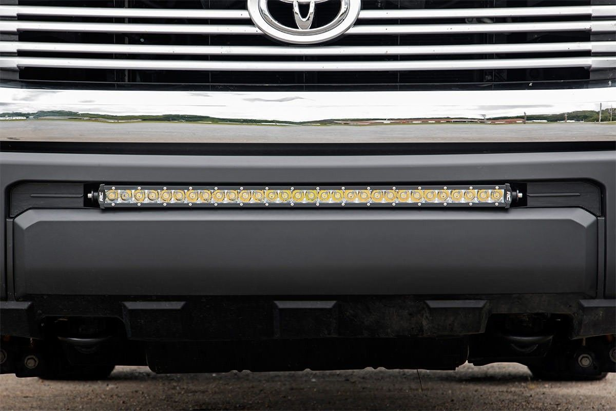 This all inclusive lighting kit fits perfectly into the factory opening on toyota tundras