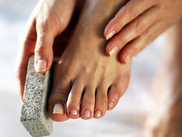 Foot Care Tips: How to Get Pretty -- and Healthy -- Feet