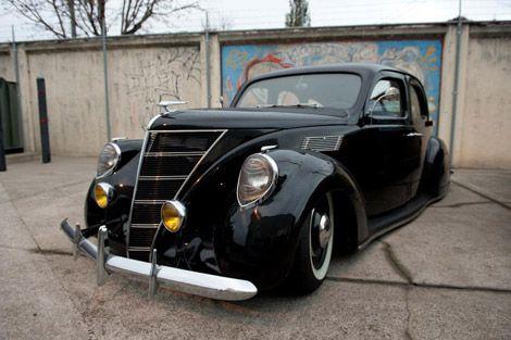 James hetfield cars