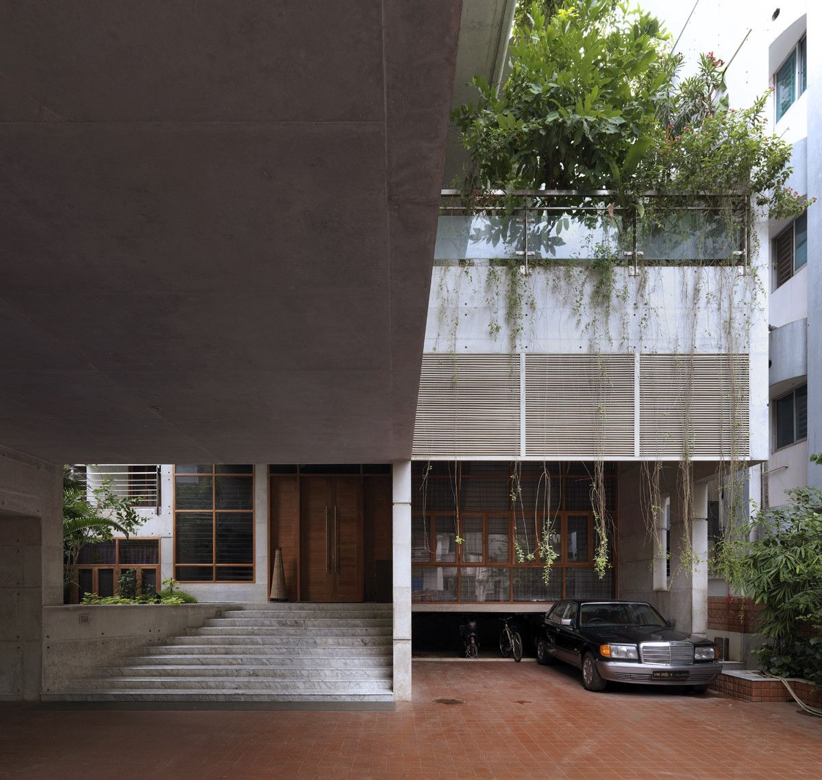 Gallery Of Mamun Residence Shatotto 11 Dengan Gambar