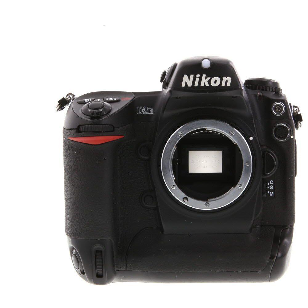 The Nikon D2H is a professionalgrade digital singlelens