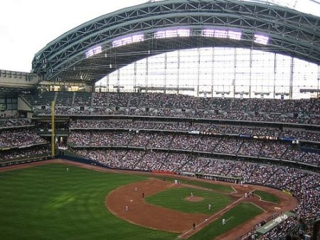 The Biggest Surprise About Miller Park Is That Their Tailgating