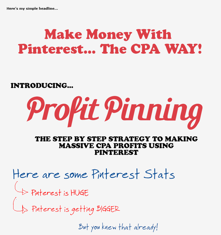 If you want to learn how to make money with Pinterest there is an insanely cheap report at Warrior Forum on sale now!
