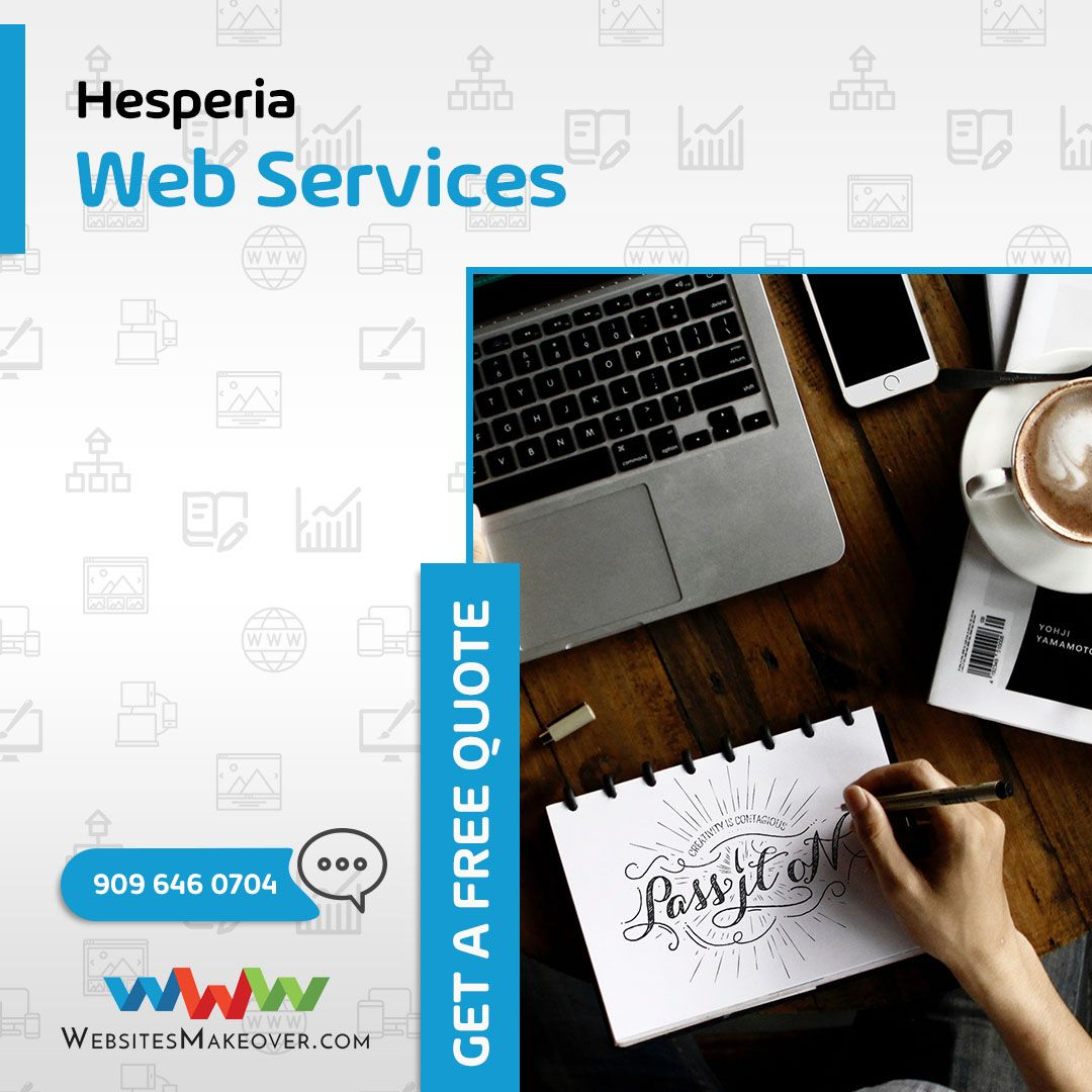 Free Quote Available Website Design Company Hesperia Website Design Company Website Design Pricing Website Design