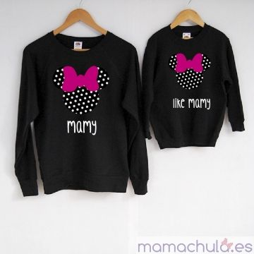 Tienda de ropa igual madre e hija o hijo decoraci n y for Accesorios de decoracion