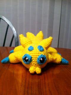 Heart in Flight Crochet: Joltik Crochet Pattern