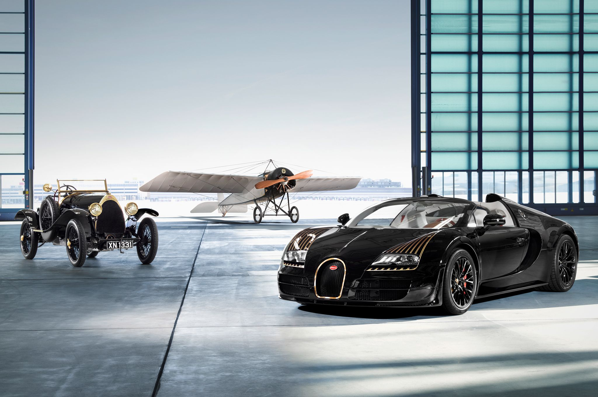 Bugatti Veyron Grand Sport Vitesse Black Bess Headed To Beijing