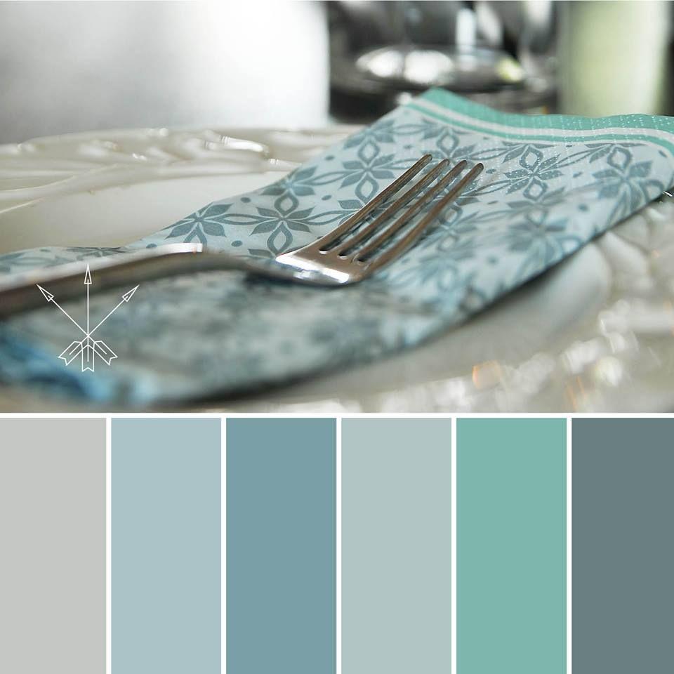 Colour Moodboard By Williams & Gauld Petrol Wedding Winter