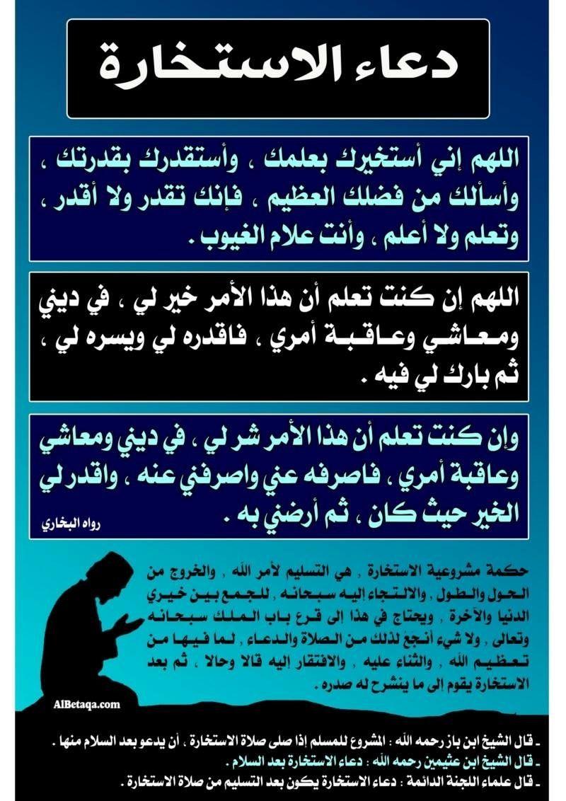 Estekhara Prayer Islam Facts Islam Beliefs Learn Islam