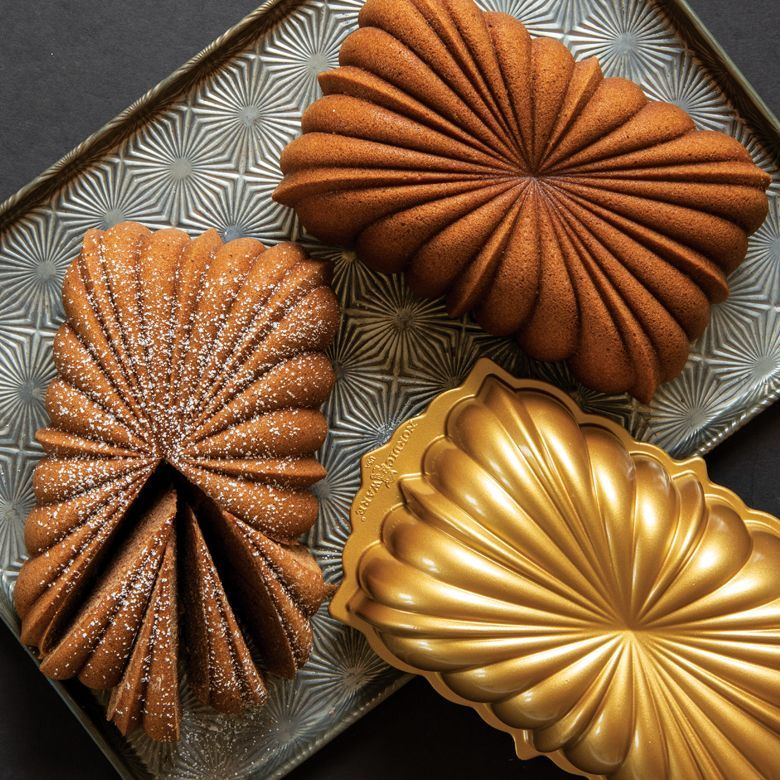 Classic fluted loaf pan in 2020 nordic ware bundt pan