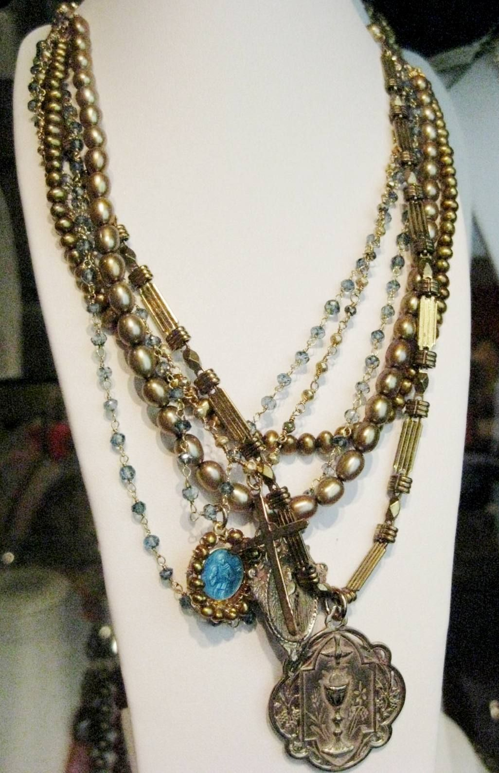 Pin By Andrea Kessler On Dwell: Andrea Barnett Necklace - Google Search