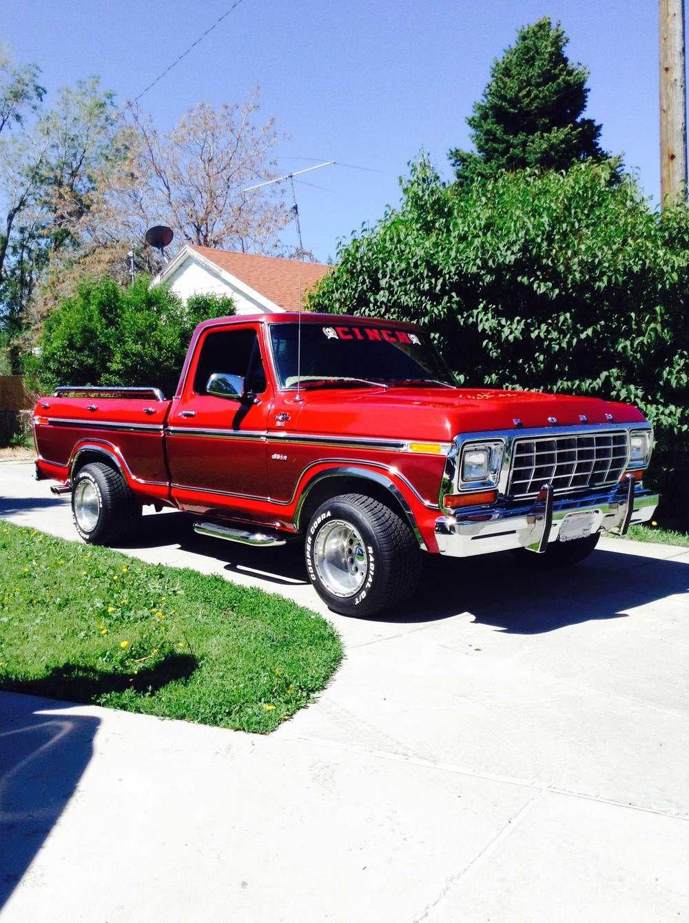 78 Ford Lmc Truck Life Ford Pickup Trucks Classic Ford Trucks Ford Trucks