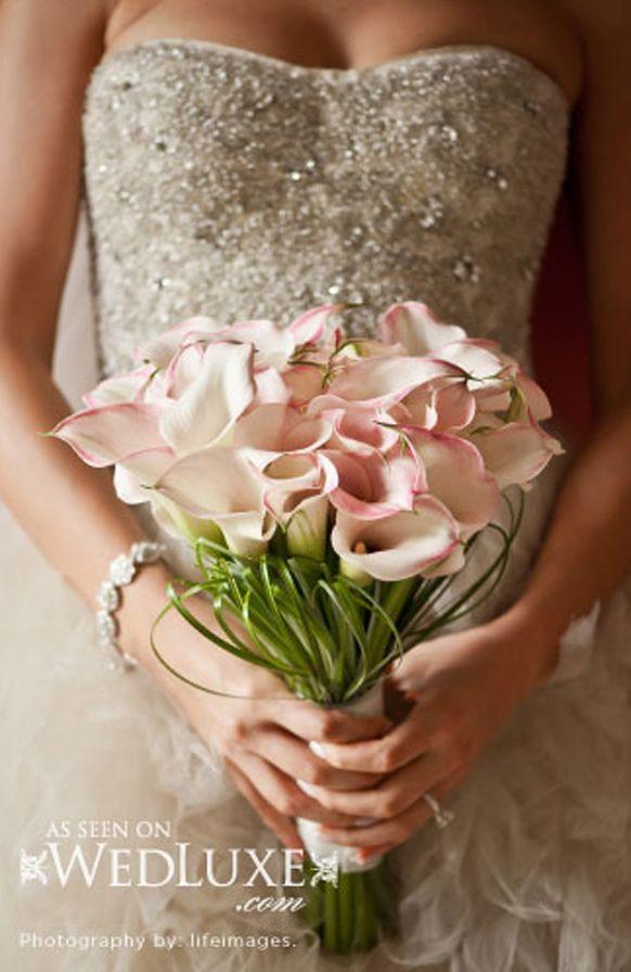 Silver Wedding Themes Weddings Romantique Bouquet Pinterest