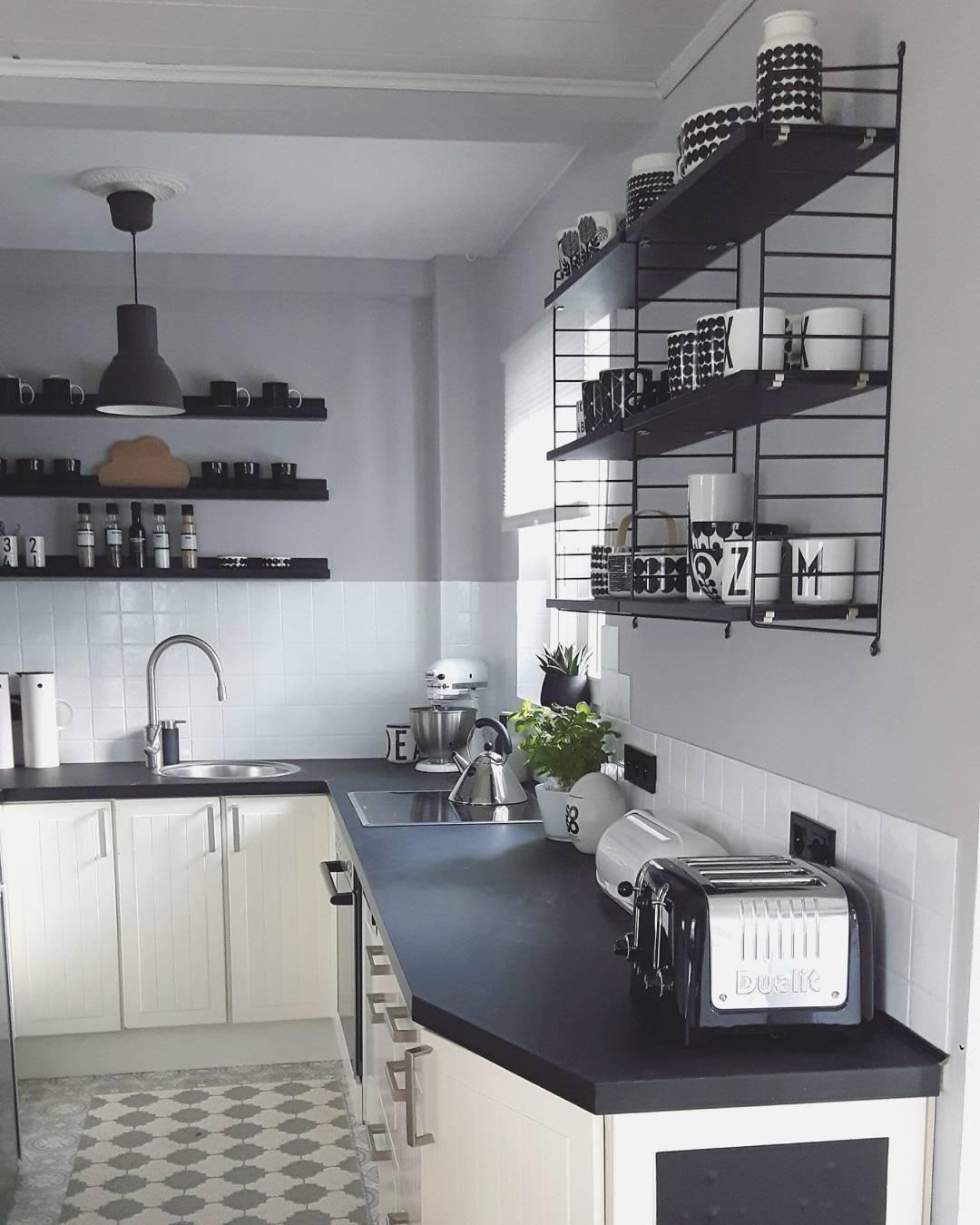 Becher M | Küche | Pinterest | Küche schwarz, Buchstaben und Becher