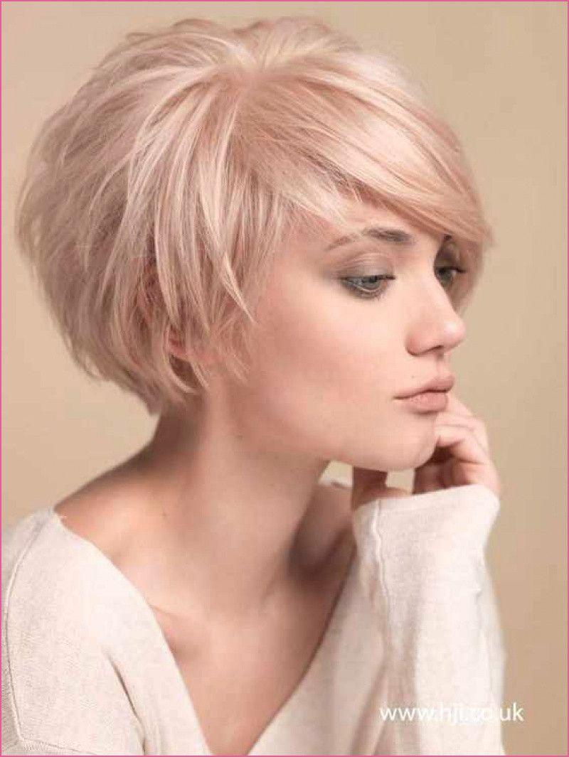 Asymmetrischer Bob Locken Short Thin Hair Short Hair Styles Hairstyles For Thin Hair