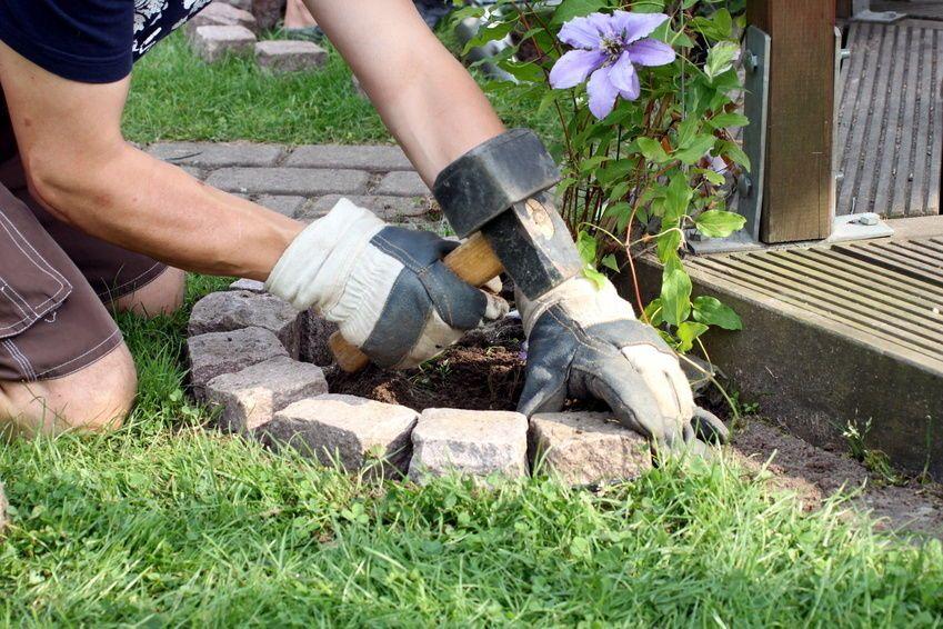 beeteinfassung stein bilder – rekem, Garten und Bauen