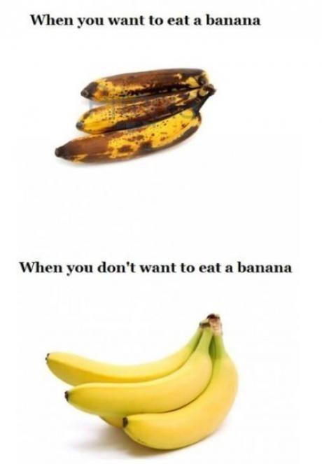 Eating bananas problem | Memes.com