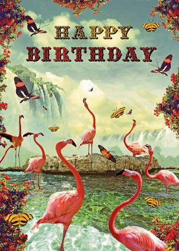Celebrating The Wacky The Weird Http Www Kulacards Co Uk Cool Birthday Cards Index Html Happy Birthday Greetings Happy Birthday Vintage Cool Birthday Cards