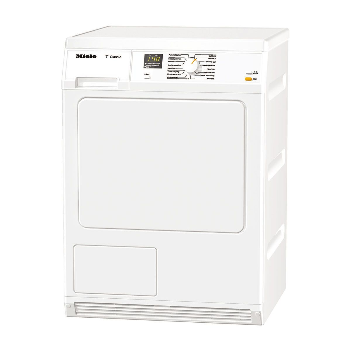 Miele 7kg Condenser Clothes Dryer White | Laundry ...