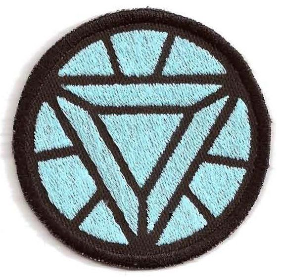 Grey Avengers Logo Xmen Shield Captain Widow Hulk Iron Man Decorative Patch