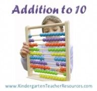 Addition Worksheets - up to 10