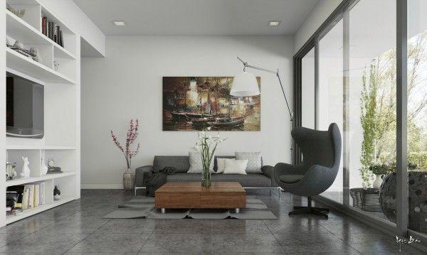 1000 images about living room on pinterest interior designing modern living rooms and living rooms - Salon Design Sol Gris