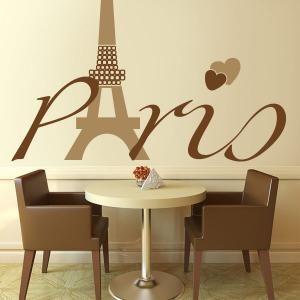 Vinilos Decorativos París Torre Eiffel | París | Paris, Decor y Wall