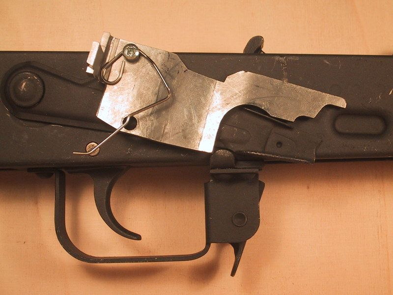 Ak 47 Auto Sear Auto Sear Hand Guns Guns Weapons