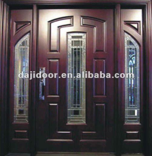 Puertas De Madera Buscar Con Google Door Design Front Door Design Wood Door Glass Design