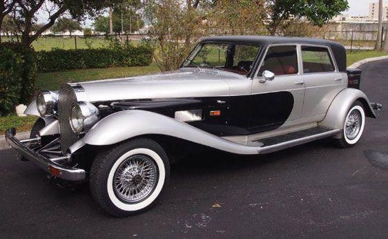 1977 Panther DeVille (Cruella de Vil's Car 101 Dalmatians ...