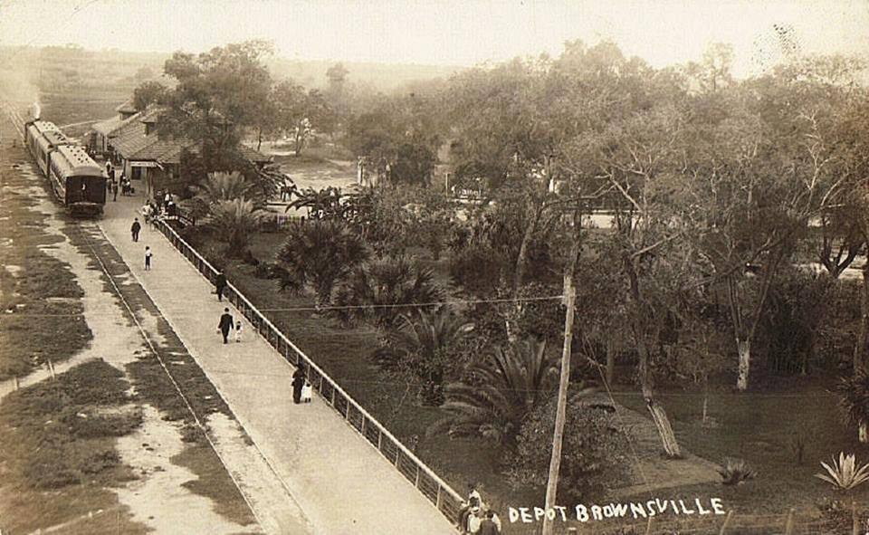Brownsville Texas The Photo Is Undated But I M Guessing