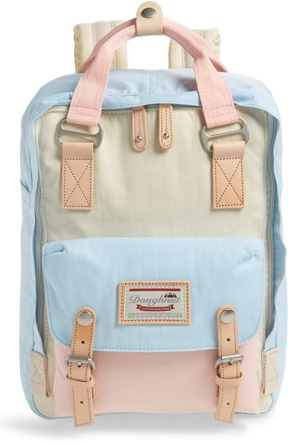 Doughnut Macaroon Colorblock Backpack | Nordstrom #backpacks