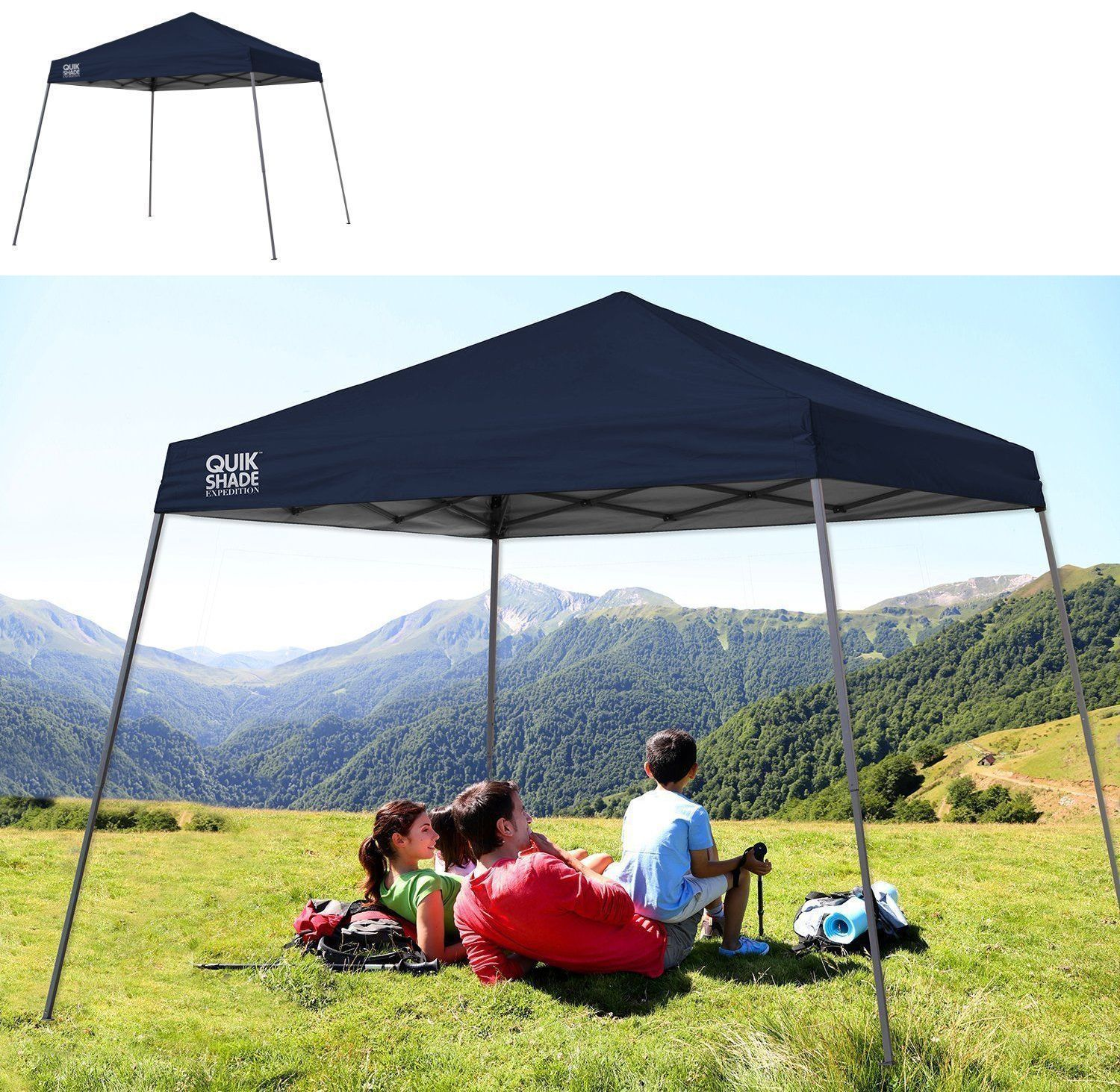 Canopies and Shelters 179011 Pop Up Canopy 10X10 Easy Instant Shelter Shade Portable Tent Picnic  sc 1 st  Pinterest & Canopies and Shelters 179011: Pop Up Canopy 10X10 Easy Instant ...