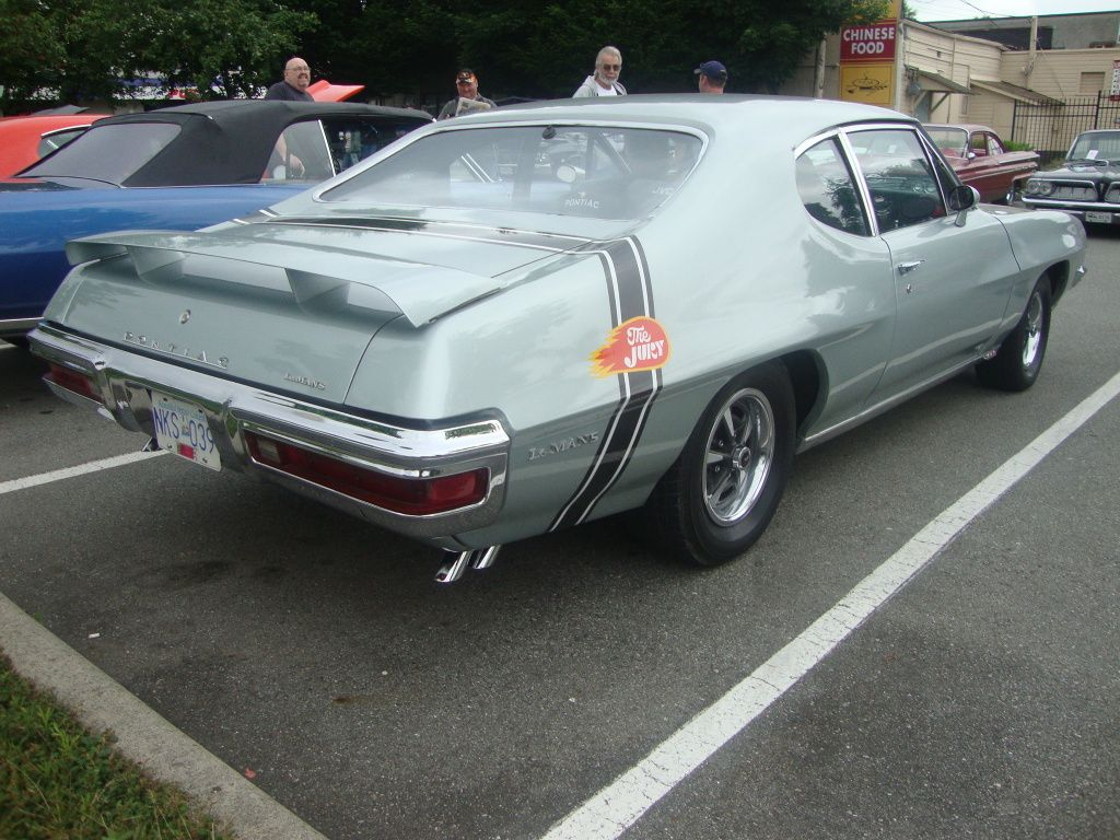 hight resolution of dealer prepped 1970 tempest jury from canada