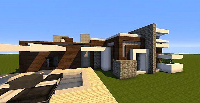 simple modern house keralis Modern House