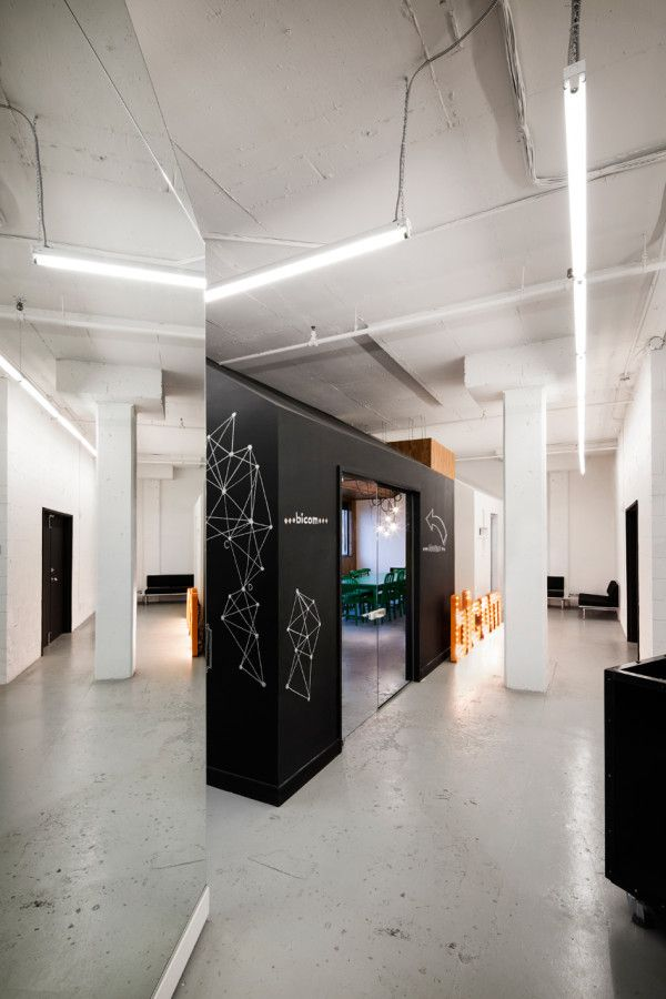 A Pr Agency With A Super Creative Office Space Office Renovation